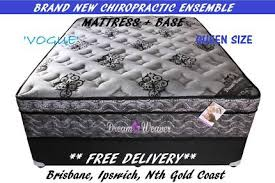 Free Delivery QUEEN BED ENSEMBLE  Mattress  Base BRAND NEW