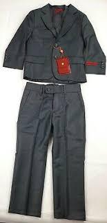Gioberti 3 Piece Toddlers Kids Boys Formal Suit Vest Pants