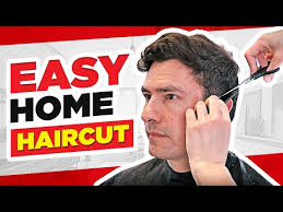how to cut your hair at home men