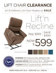 Lift Chair Rentals Mesa Az