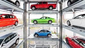 Car Vending Machine Tempe Delectable Carvana's 48story Car Vending Machine Opens In Tempe 48news