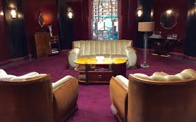 Hotel Furniture Talking Hotel Cortez With American Horror Storys Set Decorator