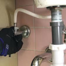 bathroom sink supply lines step 1 replacing bathroom sink supply lines
