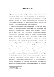 La figura di Cesare Borgia nel
