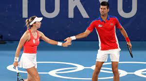 Novak Djokovic/Nina Stojanovic Begin ...