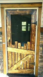 wood storm door wooden screen doors make this screen door wood screen doors wood storm door