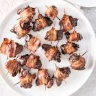 bacon wrapped chicken livers
