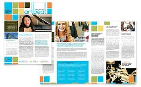 Education Newsletter Templates Arts Council Education Newsletter Template By