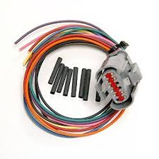 e40d transmission solenoid wire harness repair e40d transmission e40d solenoid wire harness repair 1989 7 94