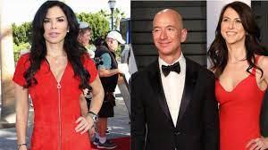 Who is Jeff Bezos' girlfriend Lauren ...
