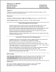 How To Write A Summary For A Resume Examples Extraordinary Successful Resume Examples Best The Perfect Resume Example
