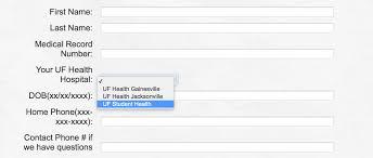 Uf Health Chart 74 Precise Mychart Ufl