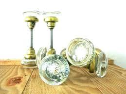 antique glass door knobs and hardware vintage knob repair antique glass door knobs