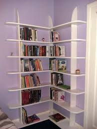 Best 25+ Corner bookshelves ideas on Pinterest   Corner shelf design,  Woodworking shelving ideas and Zig zag wall