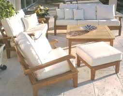 wood patio furniture with cushions. Plain Wood Outdoor Patio Bench Cushions Unique Wooden Deep Seating Furniture  Home Design Replacement With Wood Patio Furniture Cushions