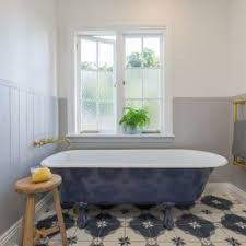 transitional bathroom ideas. Perfect Bathroom Inspiration For A Midsized Transitional Kidsu0027 Cement Tile Floor And  Multicolored Claw To Transitional Bathroom Ideas B