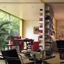 Дизайн библиотеки-кабинета