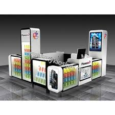 Mobile Phone Accessories Display Stand Cool Cell Phone Repair Kiosk Mobile Phone Accessories Display Stand