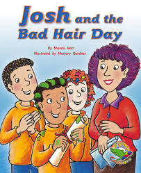 Josh and the Bad Hair Day by Sharon Holt | Waterstones