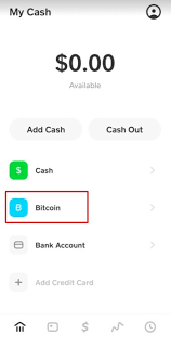 purchase btc using the cash app dropil