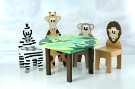 kids table table chair set kids round table and chair set modern table chair