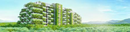 apartment building design. Vietnam\u0027s \u201cForest In The Sky\u201d Apartment Building Is Topped With 50,000 Trees Design T