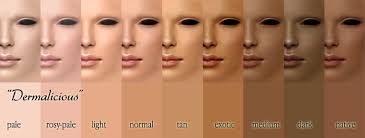 15 Uncommon Bye Foundation Colors Chart