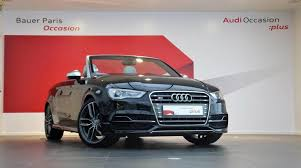 Used AUDI S3 of 2015, 32 800 km at 43 800 €.