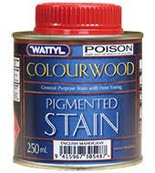 Wattyl Stain Colour Chart Nz Wattyl Colourwood Pigmented Stain
