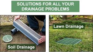 Gutter And Drainage SystemsDrainage In Backyard