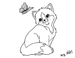 Gattini Da Stampare E Colorare Fredrotgans
