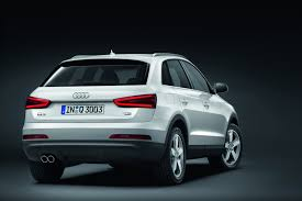 Audi Begins Production of New Q3 SUV in Spain   carscoops.com