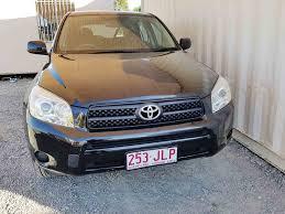 Toyota RAV4 Wagon 2006 Black For Sale $7,990 - Used Vehicle Sales