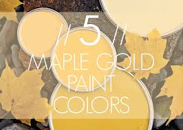 better homes and gardens paint. 5 Maple Gold Paint Colors From Better Homes \u0026 Gardens And \