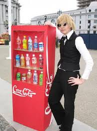 Shizuo Vending Machine New Shizuo Heiwajima Durarara By Jazqui ACParadise