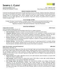 Sample Mis Executive Resume Finance Executive Resume Samples Example Document And Resume