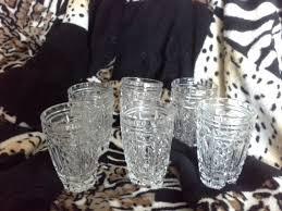 Хрустальный <b>набор больших стаканов</b> - 1500 руб. Домашняя ...
