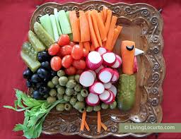 Decorative Relish Tray For Thanksgiving
