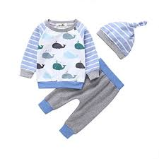 Fineser Baby Clothes Winter Baby Outfits Newborn Infant