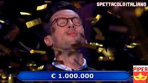 Chi Vuol Essere Milionario Enrico Remigio vince un milione ...
