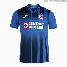 Cruz Azul 21-22 Heim, Auswärts & Dritte ...
