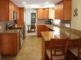 Galley Kitchens Designs Small Galley Kitchen Design Layout Ideas Home And Art