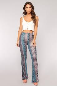 Flare Pants Pattern Custom FLARE PANTS Fashionnova
