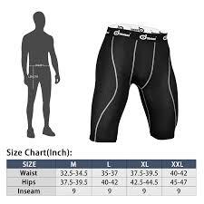 Details About Men Compression Shorts Athletic Tight Underwear Pants Legging Sport Gym Training