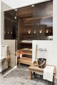 Home Steam Shower Design A Bit Of Luxury 35 Stylish Steam Rooms For Homes Digsdigs
