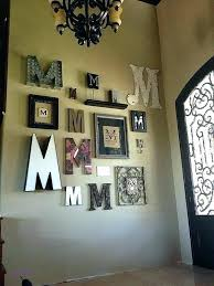 wall letters decorative metal wall letters decor large alphabet huge letter m to for nursery pink