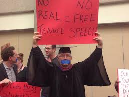 essay calls for a new strategy to protect faculty rights