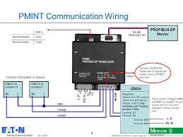 pmint communication wiring
