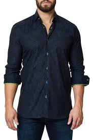 Maceoo Size Chart Maceoo Luxor Long Sleeve Slim Fit Shirt Nordstrom Rack