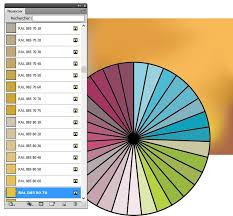 Ral To Pantone Conversion Chart Ral D2 Colour Conversion Charts For Designers And Swatches